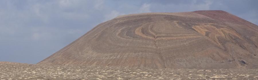 Agujas Grandes volcano