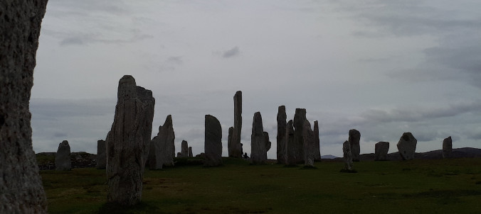 Callanish standing stones (Isle of Lewis)