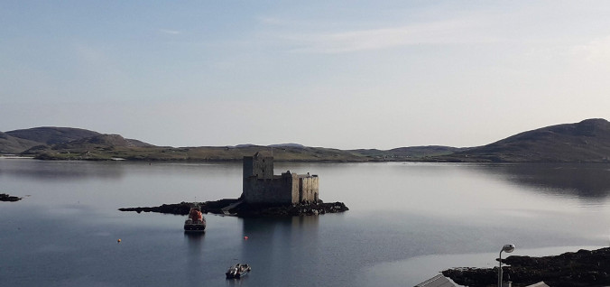 Castlebay - Isle of Barra