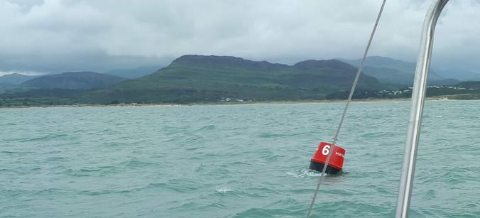 Porthmadog channel buoy