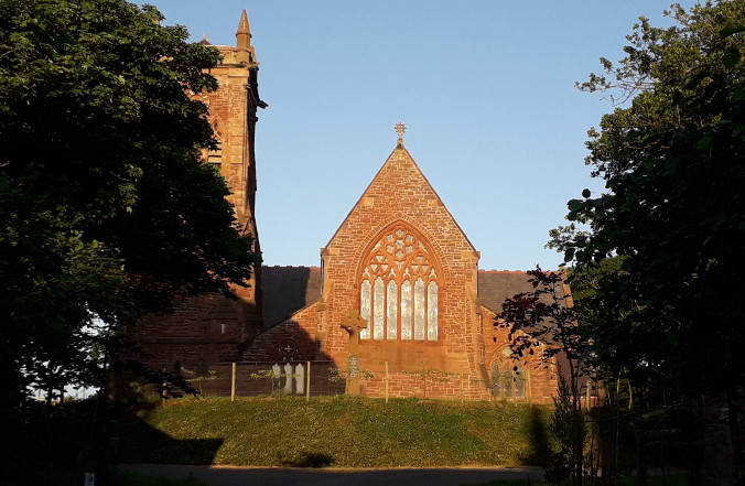 Peel Kathedrale