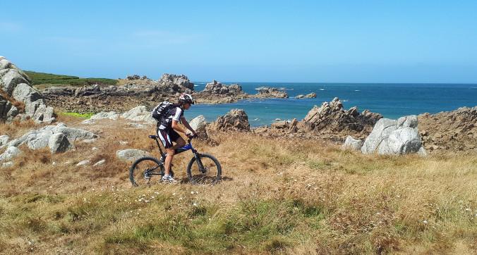 Guernsey seashore