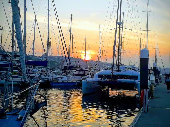 Falmouth Marina